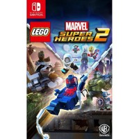 Lego Marvel Super Heroes 2 Jeu Switch