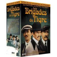 Coffret intégrale Les brigades du tigre - En DVD