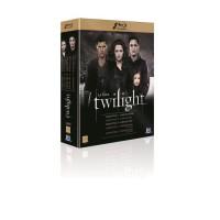 Blu-ray Coffret Twilight, La saga - L'intégrale