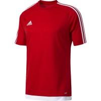 ADIDAS Maillot de football Estro - Enfant - Rouge