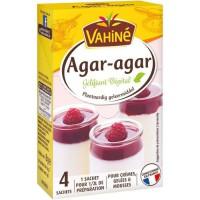 VAHINE Gelifiant agar-agar - 4 sachets