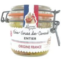 LUCIEN GEORGELIN Foie gras de canard entier - 180 g