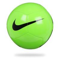 NIKE Ballon Football PITCH TEAM - Vert - Taille unique