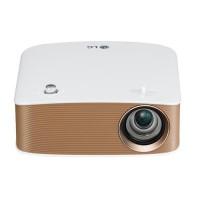 LG PH150G Vidéoprojecteur LED DLP - Batterie intégrée - Bluetooth Audio - Miracast - Screen Share - HDMI, USB