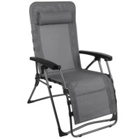 WESTFIELD Fauteuil Relax Lounger Smoky - Anthracite