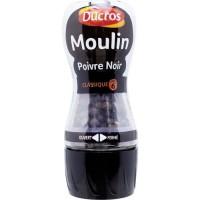 DUCROS Moulin poivre noir - Grains nº 6 classique - 28 g