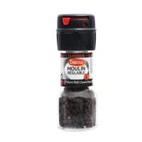 DUCROS Moulin réglable poivre noir - Grains nº 6 classique - 28 g