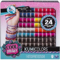 COOL MAKER Kumi Kreator - Recharges Pack Fashion - Fantasy + Neons