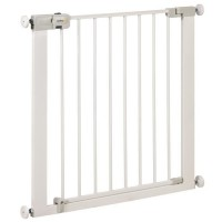 SAFETY 1ST Barriere Simply Close métal white