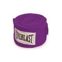 EVERLAST Bandage pour les mains - Violet - Taille unique