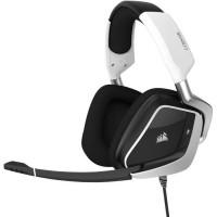 CORSAIR Casque Gamer VOID RGB ELITE USB - Filaire - Blanc (CA-9011204-EU)