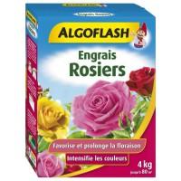 ALGOFLASH Engrais Rosiers - 4 kg