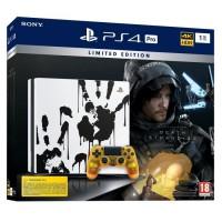 PS4 Pro 1To Édition Spéciale Death Stranding + Death Stranding
