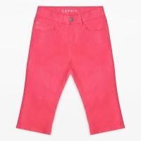 ESPRIT Pantalon Capri Rose Tropical Enfant Fille