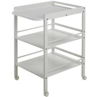GEUTHER Table a Langer Blanc Clarissa