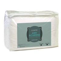 Couette Chaude Microfibre Anti-Acariens 240x260cm