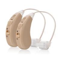 Paire d'amplificateurs aide auditive Ampli'Son HESTEC - Gain sonore: + 40 dB - 2,5 x 8,5 x 7,5 cm