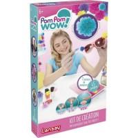 LANSAY Pom Pom Wow - Kit De Creation