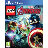 LEGO Marvel's Avengers - Jeu PS4