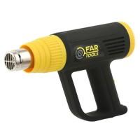 FARTOOLS PRO - Décapeur thermique 2000 W, Allure de chauffe 60-600 °C - 115354