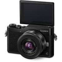PANASONIC GX800 Hybride + Optique 12-32/ Capteur MOS 4/3 16MP 4K - Noir