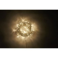 Gurlande 120 LED - 5 mm - Blanc chaud