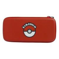Hori Sacoche Rigide Pokéball Pour Nintendo Switch - Licence Officielle Nintendo & Pokémon