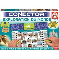 EDUCA Conector Exploration Du Monde