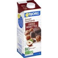 Bjorg Boisson Gourmande Riz Choco Noisettes 1l