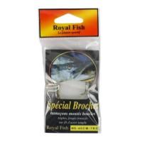 ROYAL FISH Hameçons Montés BROCHET N 6