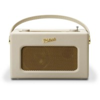 ROBERTS Revivial IStream 3 Smart radio - DAB/DAB+/FM RDS et WiFi Internet Radio - Bluetooth - Pastel creme