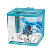 Aquarium Betta Ez Care Marina - Bleu