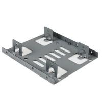 """StarTech.com Kit de Montage pour 2 Disques Durs 2,5"""" SATA dans Baie 3,5"""" (BRACKET25X2)"""