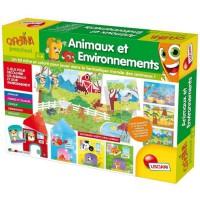 LISCIANI Maxi animaux et environnements Carotina