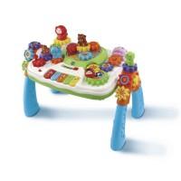 VTECH BABY - Zooz - Centre Multi-Activités - Table d'Activités Multifonctions