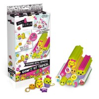 CANAL TOYS - Only 4 Girls - Gom'z Tropical - Recharge de gommes - 8 ans et +