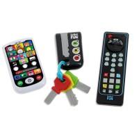 INFINI FUN- Coffret Clés Téléphone Télecommande Educatifs