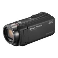 JVC GZ-R405BEU Caméscope - Etanche - Noir