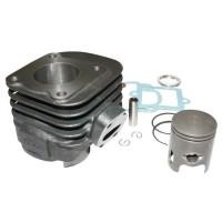 cylindre scoot adaptable mbk 50 ovetto 2t, mach g/yamaha 50 neos 2t, jog/aprilia 50 sr/malaguti 50 f10