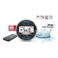 CALIBER Autoradio Marine USB/SD Bluetooth AM/FM MRM641BT