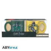 Set de 2 mugs Harry Potter - 2 mugs a espresso - 110 ml - Serpent. & Pouf. - ABYstyle