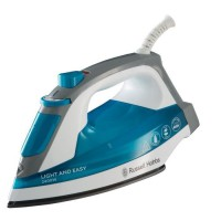 Russell Hobbs 23590-56 Fer a Repasser Vapeur Puissant 2400W Light and Easy Anti Adhésif Défroissage Vertical