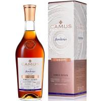 Camus - VSOP - Borderies - Single Eastate - Cognac - 40.0% Vol. - 70 cl