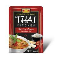 THAI KITCHEN Sauce curry rouge - 250 ml