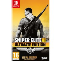 Sniper Elite 3 Ultimate Edition Jeu Switch