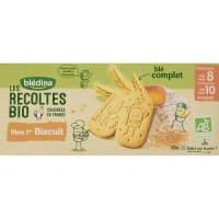 BLEDINA - Mon 1er biscuit BIO vanille 150g