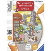 TIPTOI Mon premier Livre de Vocabulaire Anglais Interactif