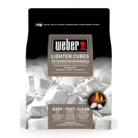 WEBER Combustibles barbecue a charbon - Cube allume-feux