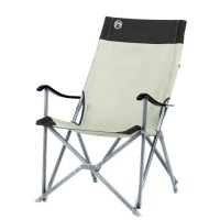 COLEMAN Chaise de Camping Sling - 58 x 61 x 94 cm - Vert Kaki