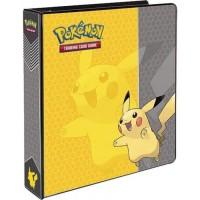 POKEMON - Classeur anneaux Pikachu - Cartes a collectionner